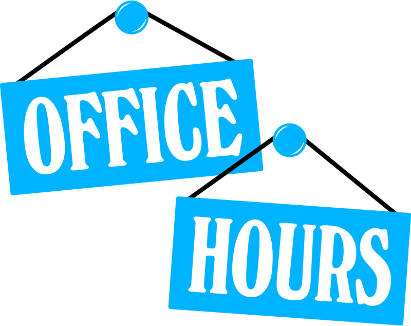 Town Office Hours